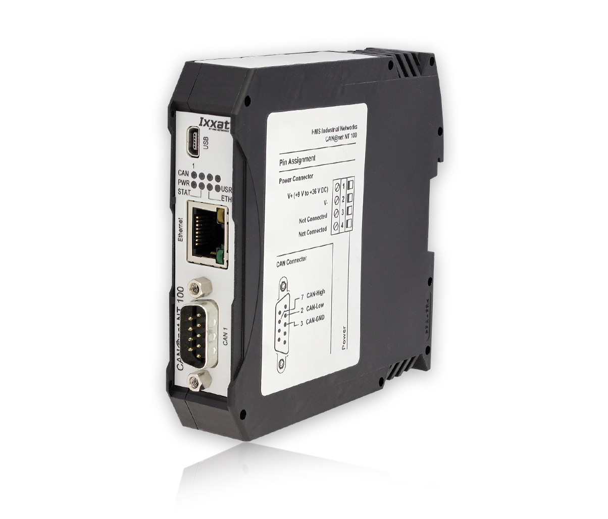 CAN@net NT, bridge can-ethernet, gateway can-ethernet, NT100,